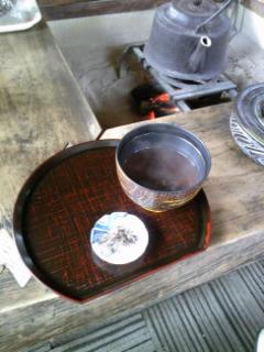 ジュン14番茶店お汁粉