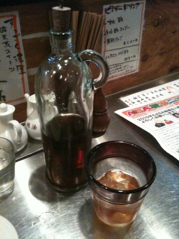 紹興酒とグラス10012203