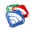 Google Reader ロゴ