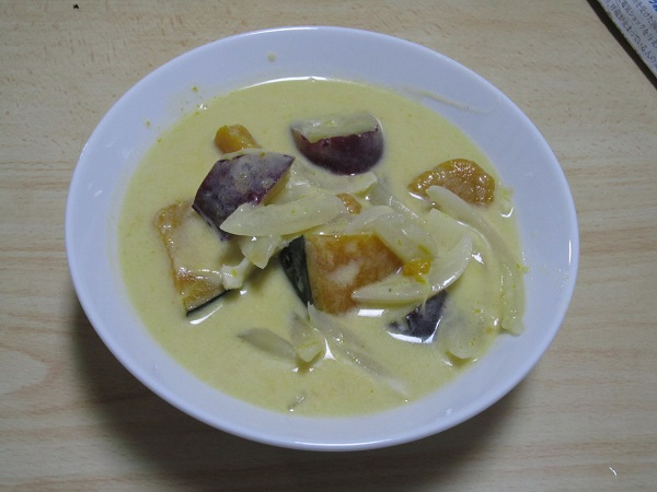 ココナッツスープ_111002