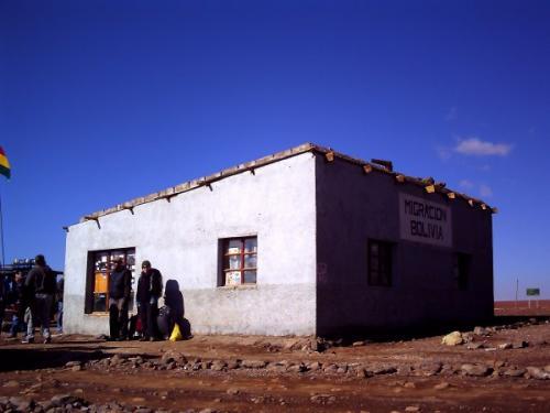 ボリビア国境 by ViviCam5050