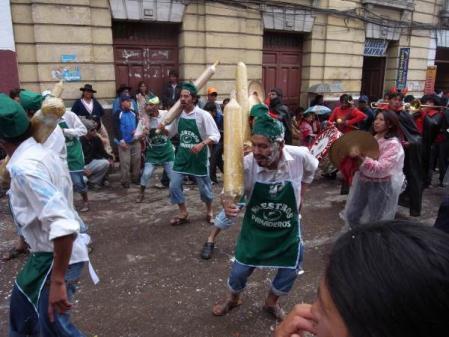 パン屋のダンス