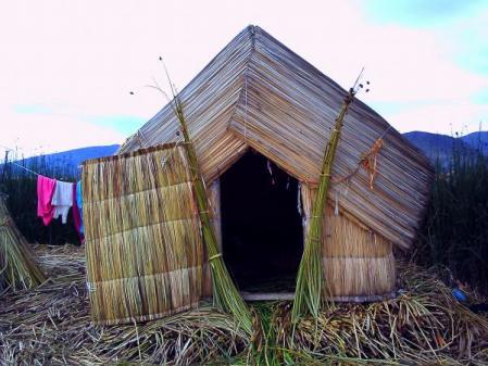 トトラの家