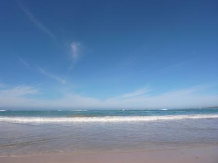 イサベラ島ビーチ