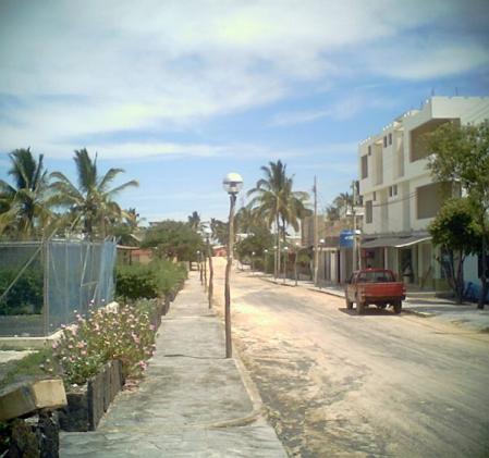 イサベラの町