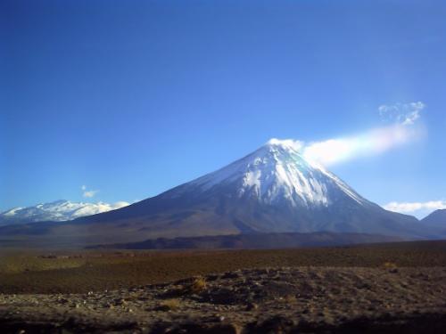 アタカマ富士