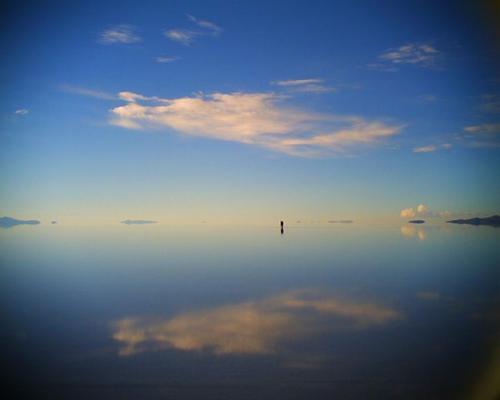 ウユニの青空 by VQ1015 R2