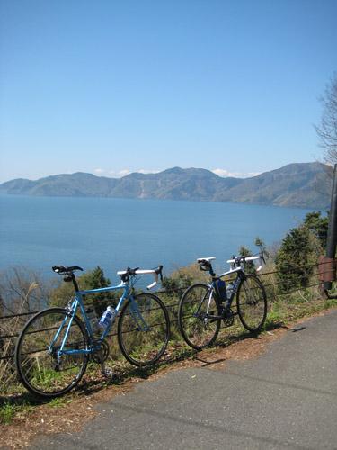 奥琵琶湖のきれいさ
