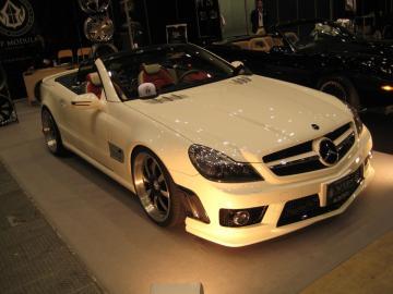 Benz R230 CL