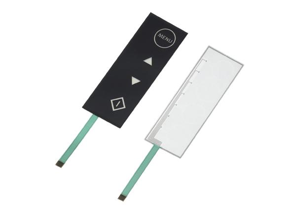 開発したタッチ・スイッチ(写真:SMK)