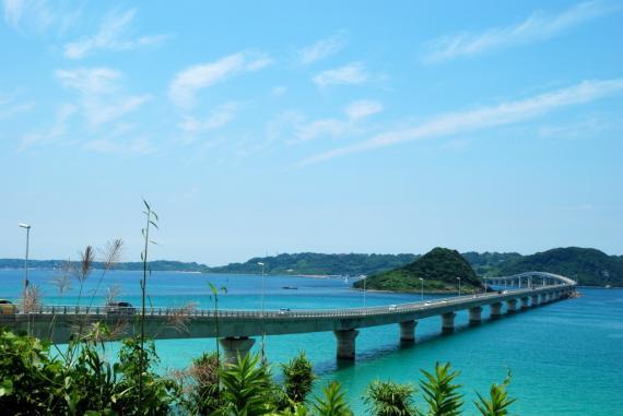 2011年7月16日角島大橋 (6)