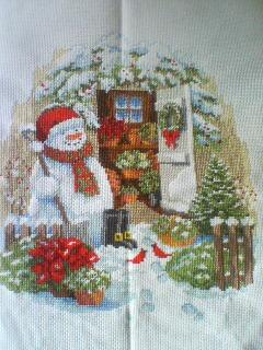 『Garden Shed Snowman』-3