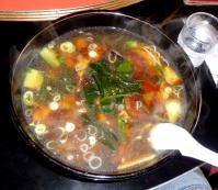 華泉で上海麺