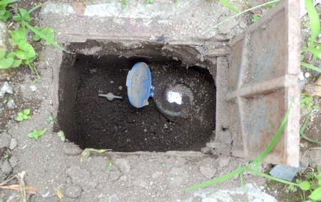 水道メーターBox
