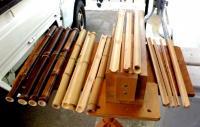 竹&芯材加工