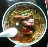 華泉2和牛コウロウ麺