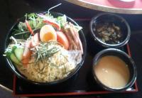 華泉1冷やし付麺