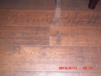 床材レッドチーク