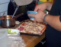 ピザ準備2