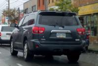 トヨタ大型SUV