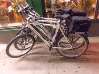 ポリスバイク3連