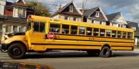 大型スクールバス
