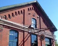 古い機械工場