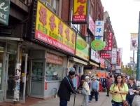 中華食堂街?