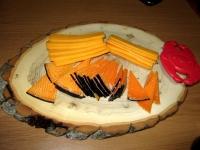 食事13年11月30日1しゃぶしゃぶ会チーズ