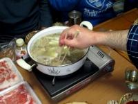 食事13年11月30日5鍋料理?