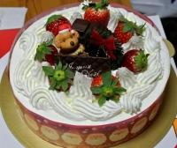 JJ13年12月22日クリスマスケーキ