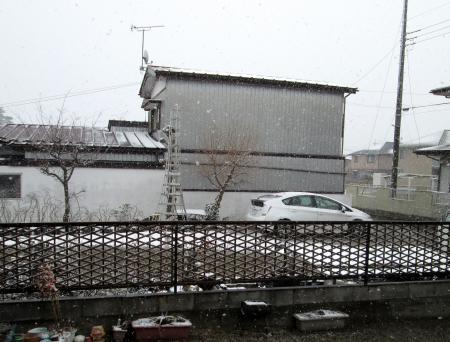 14年1月4日雪3
