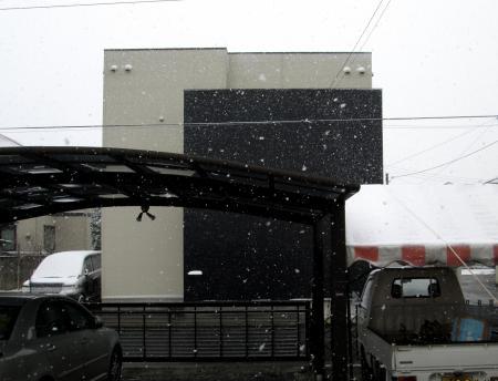 14年1月4日雪4