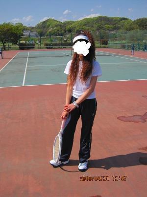 硬式テニス 2