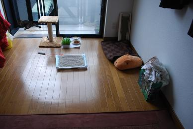 after部屋