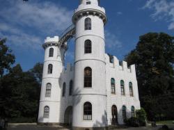 孔雀島の城