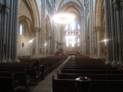 サン・ピエール大聖堂内部