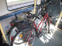 自転車積み