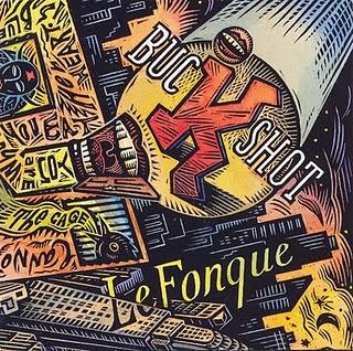Buckshot LeFonque - Buckshot Lefonque [Front]