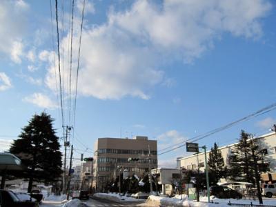 1月23日(月)の天気