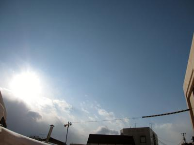 2月17日(金)の天気