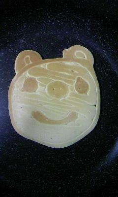 パンケーキ クマ