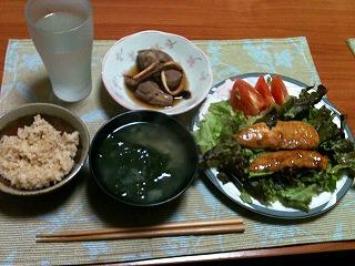 20101126-晩飯
