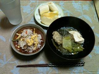 20101126-朝飯
