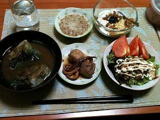 20101127-朝飯
