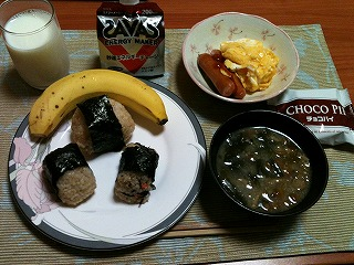 つくば-001-朝飯