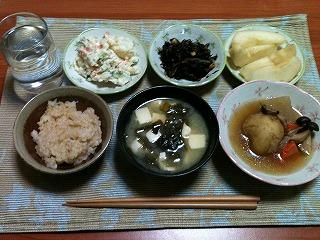 20101130-朝飯