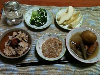 20101129-朝飯