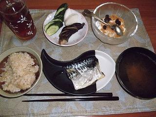 s-20110817-朝飯-DSCF0935