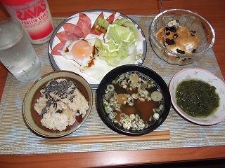 20110929-朝飯